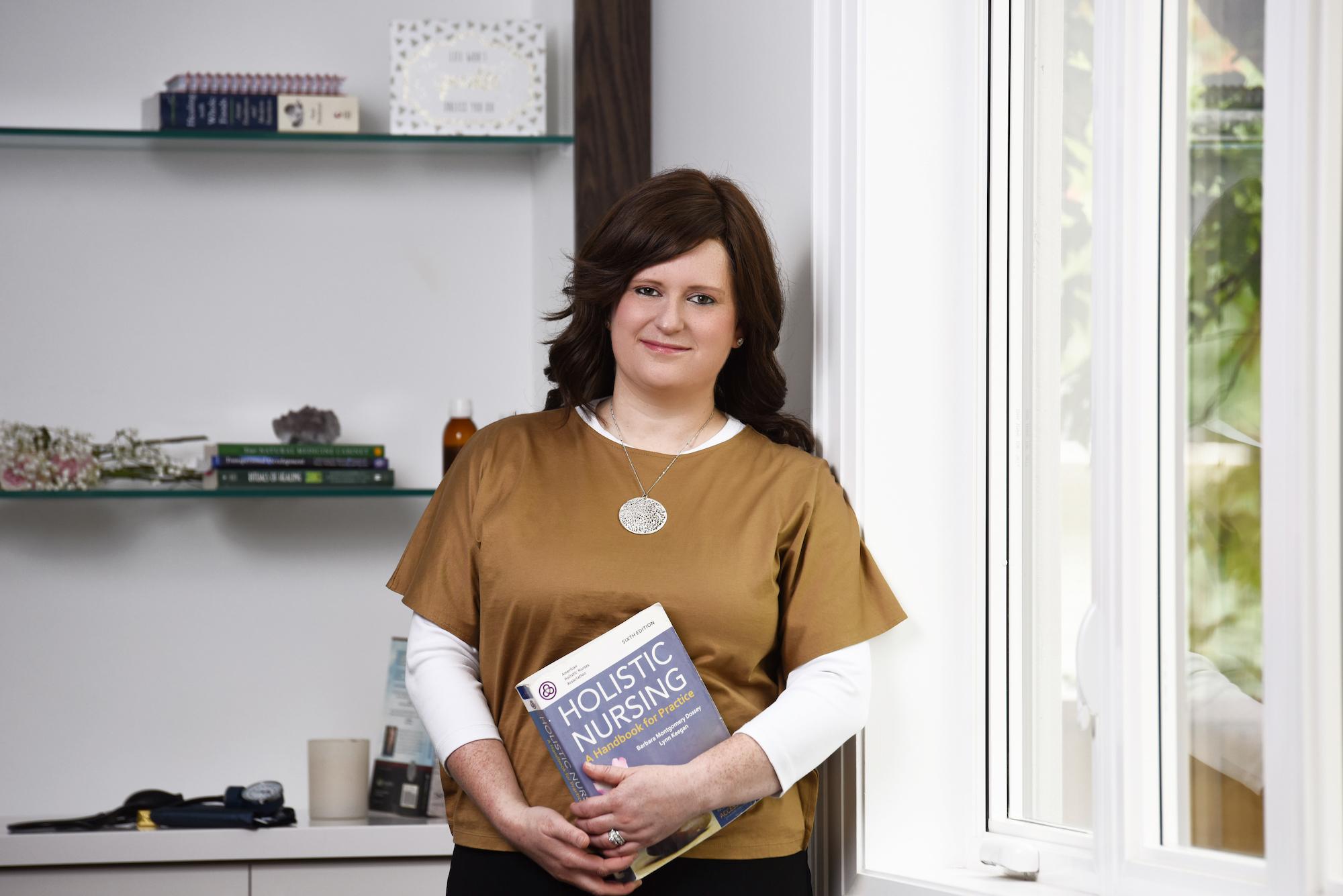 Dynamic Health Founder and Registered Nurse Leah Weisberg
